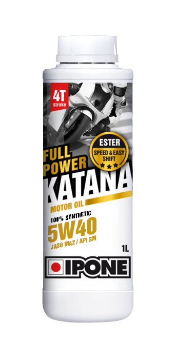 FULL-POWER-KATANA-5W40-1L